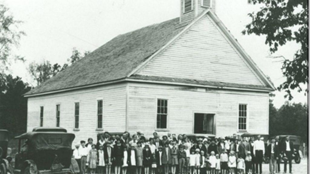 Canaan-Baptist-Church-1800's