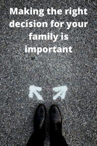 which church should I attend - making the right decision for you family